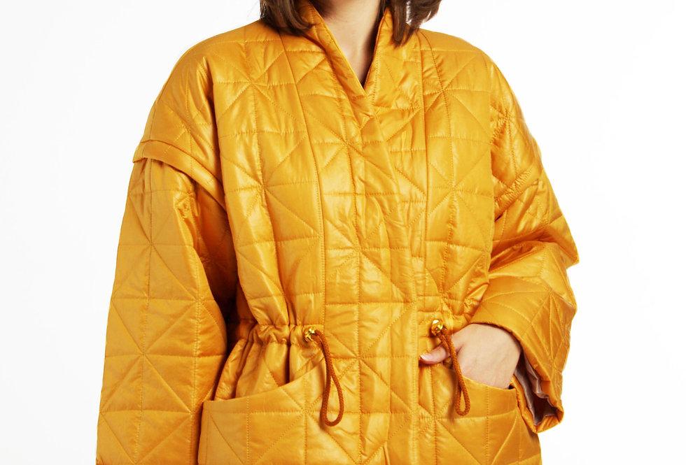 Куртка- Трансформер/Желтая