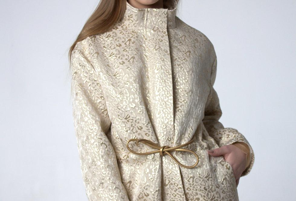 Куртка облегченная/ Молочная