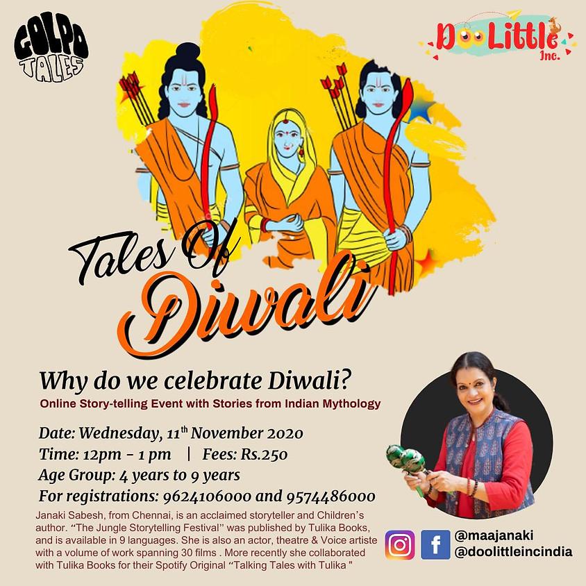 Tales of Diwali