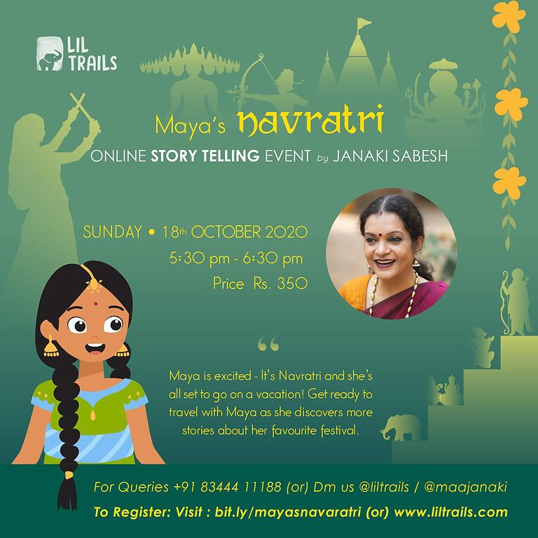Maya's Navaratri