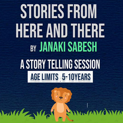 Stories from here and there !