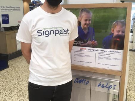 Vote for Signpost International