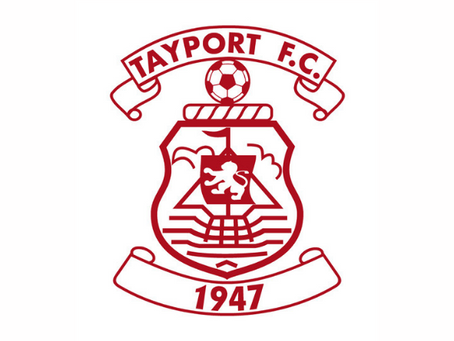 Upcoming home match for Tayport FC Walking Football team