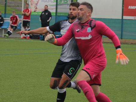Gartcairn FC 5 - 2 Tayport FC - Match Report