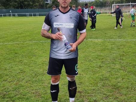 Dundee St. James 1 - 3 Tayport FC
