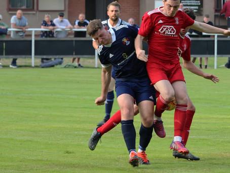 Forfar United v Tayport FC - Match Report