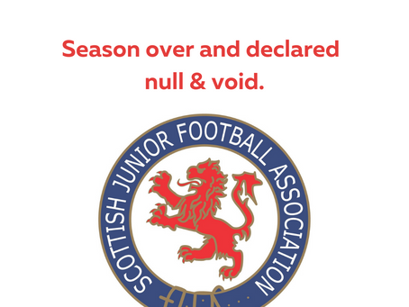 Season over and declared null & void.