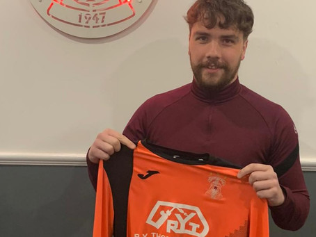 New Contract for Thain