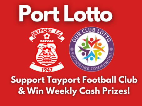 Take part in Port Lotto and support the Port!