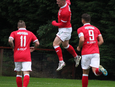 Tayport FC 4 - 0 Blairgowrie - Match Report