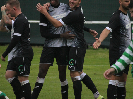 Dundee St. James 1 - 3 Tayport FC (Match Report)