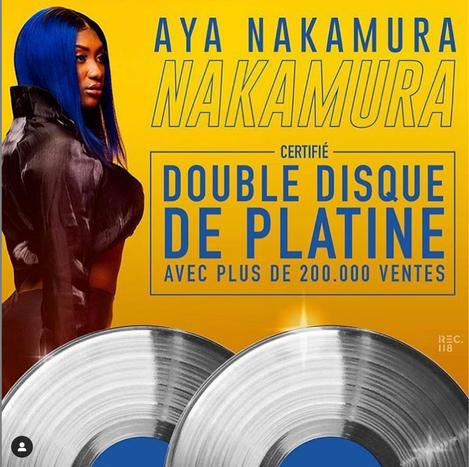 Album Platine x2 - AYA