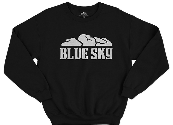 Sweat Cloud Blue Black