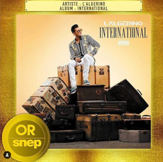Album Or - International