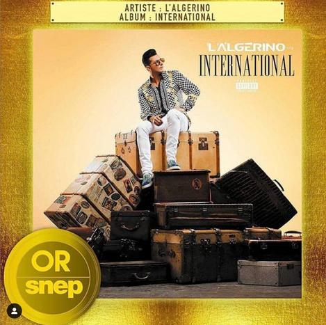 Album Or - International