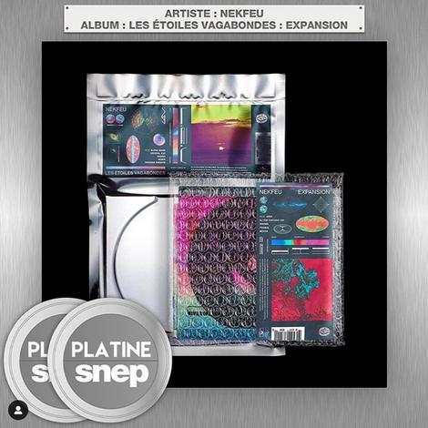 Album Platine - Les étoiles vagabondes
