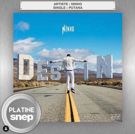 Single Platine - Putana (Destin)