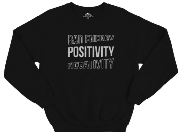 Sweat Positivity Black