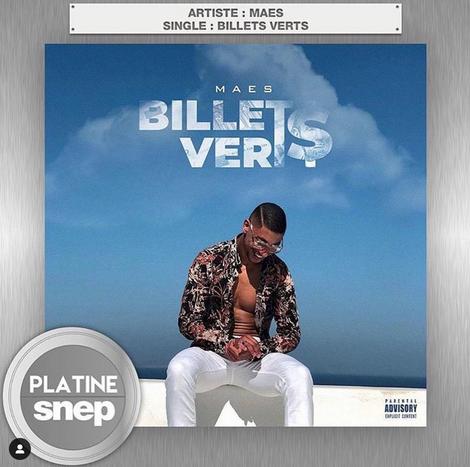 Single Platine - Billets Verts