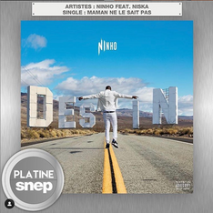 Single Platine - Maman ne le sait pas (Destin)
