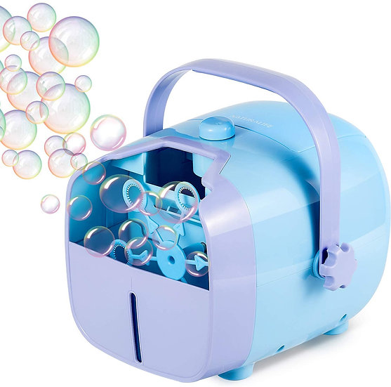 1byone Automatic Bubble Machine for Kids