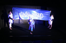 『はねっかえり』舞台写真①ダンスは西田裕子