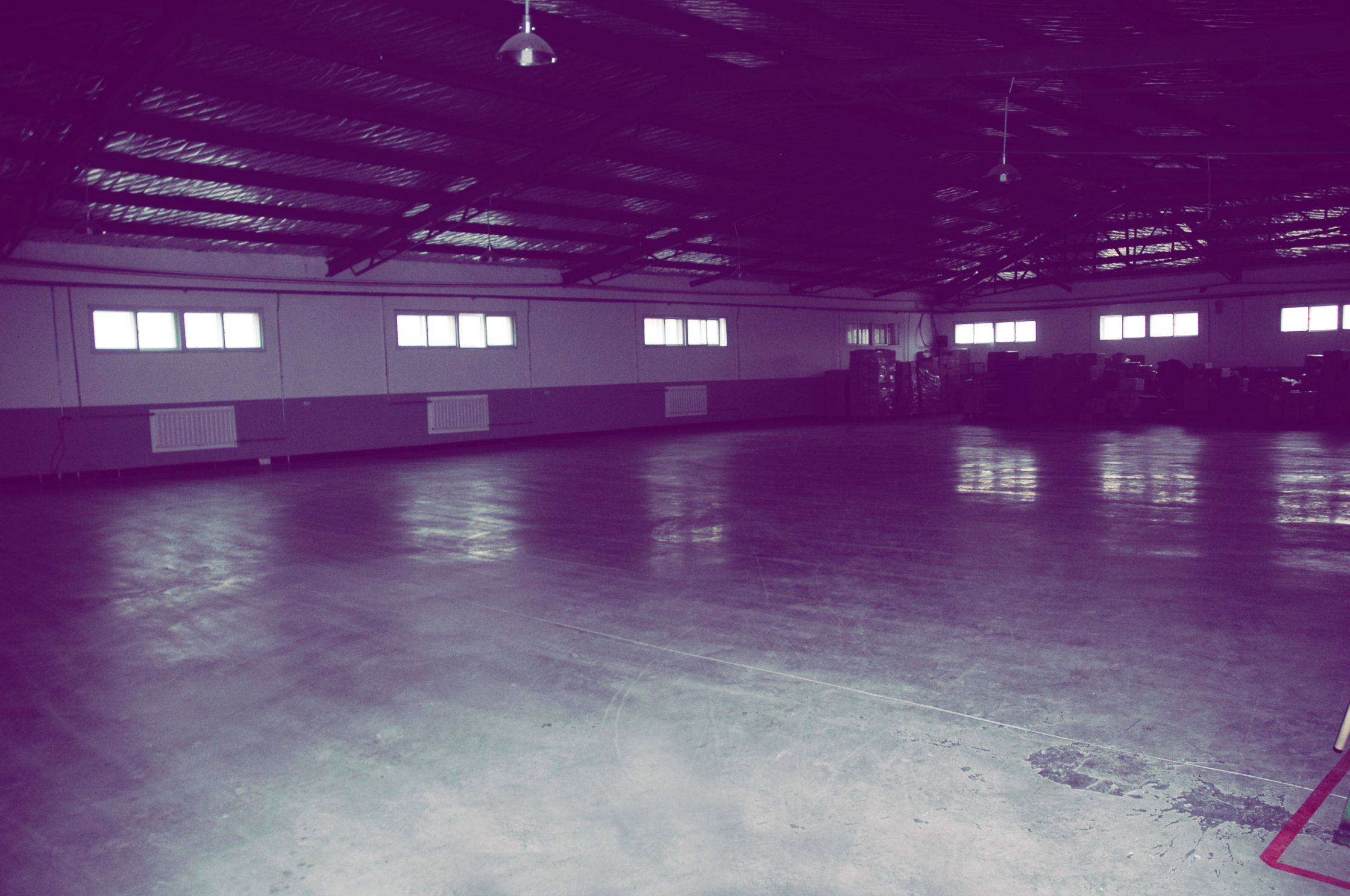 An Empty Warehouse to Replenish
