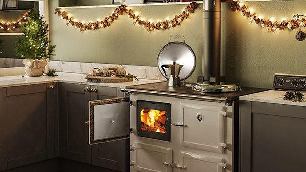 Esse 990 WN Wood Cooker