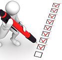Self Editing checklist
