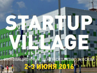 On June 2-3, 2016, IPHARMA will participate in the Skolkovo Startup village