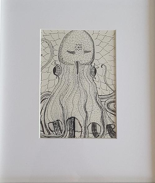 Squid Crown Chakra
