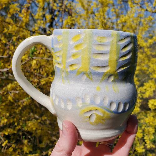 Partly Cloudy Mug