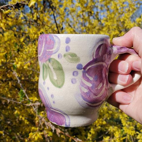 Purple Clouds Mug