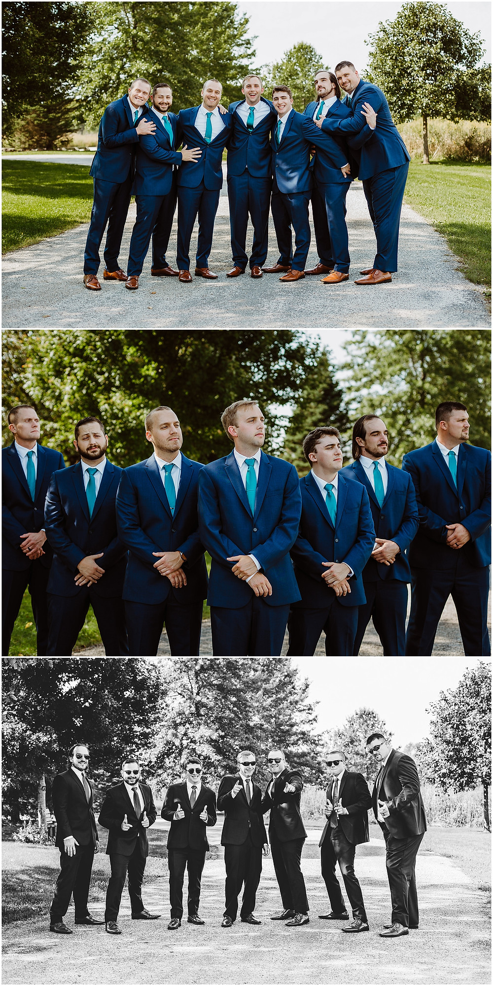 Squaw Creek Wedding Fall