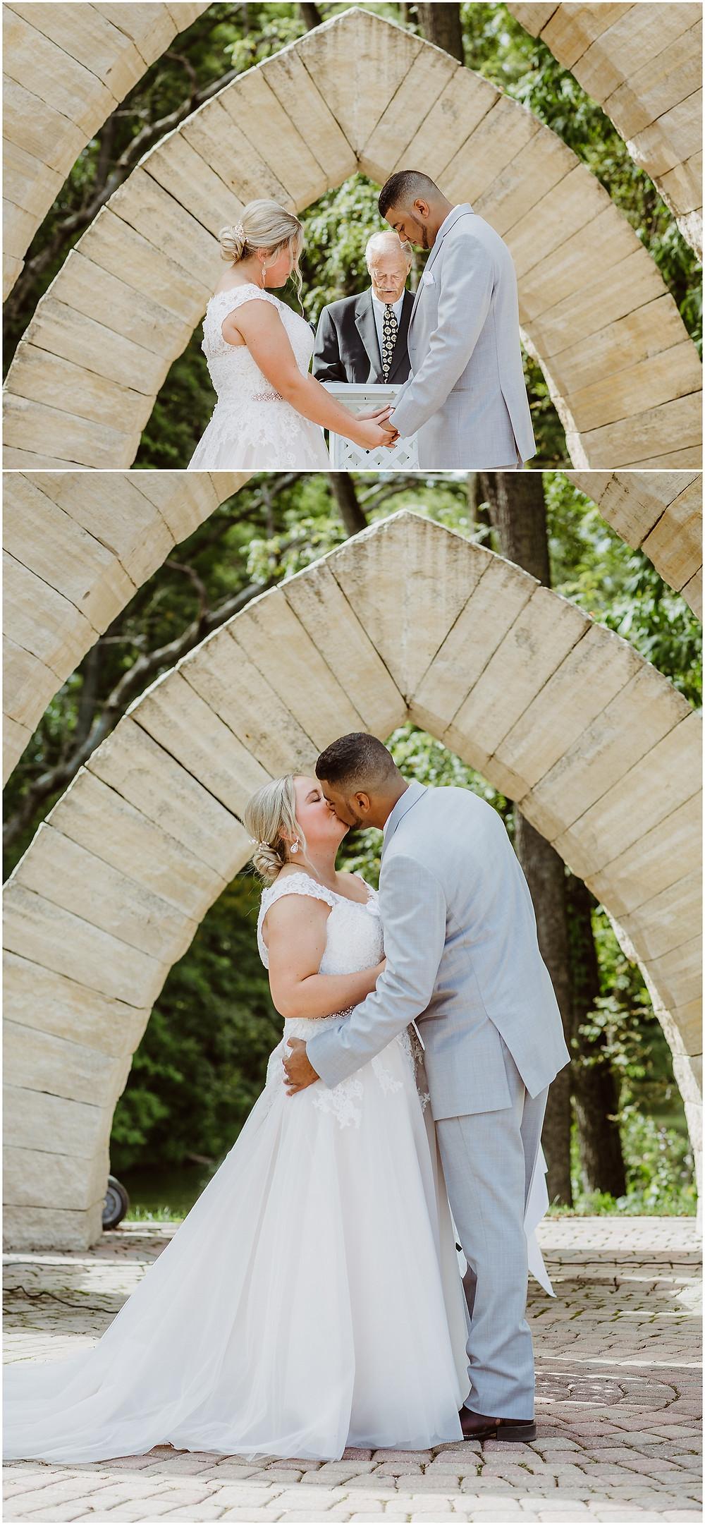Iowa Wedding Photographer Celebration Farm