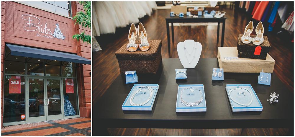 brides by jessa accessories