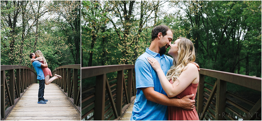 Indian Creek Nature Center Engagement