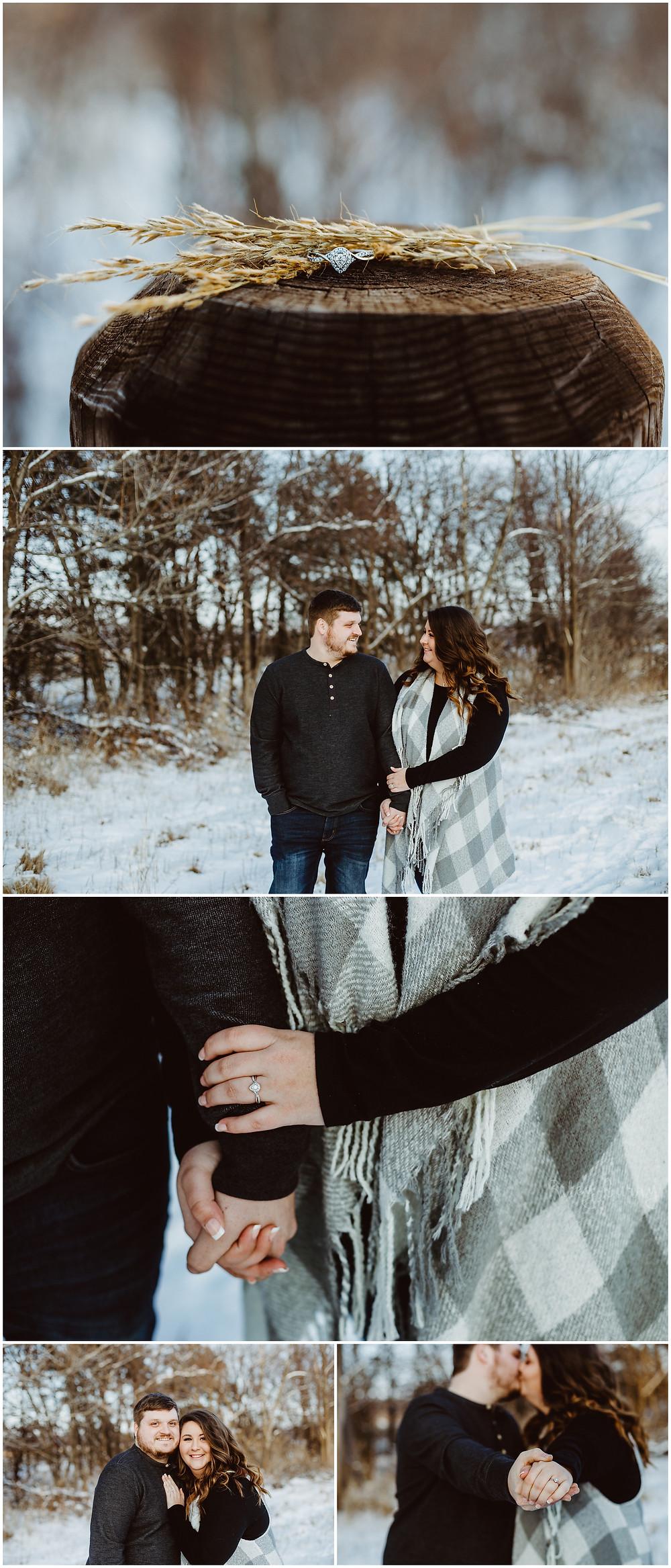 Iowa City Engagement Photographer