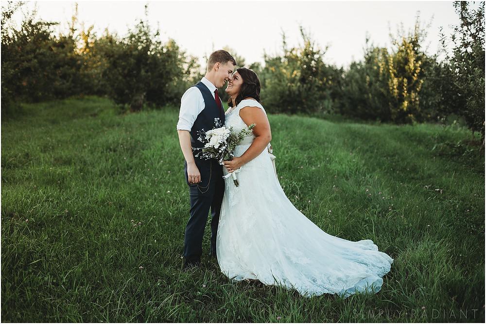 Rapid Creek Cidery Summer Wedding