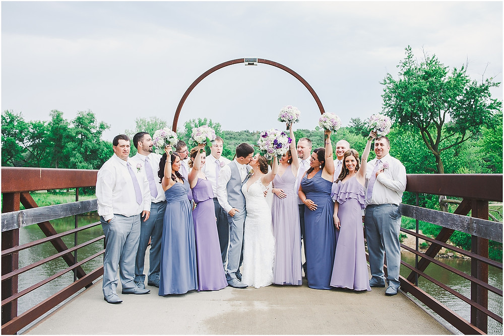 Wedding Party Pinicon Ridge