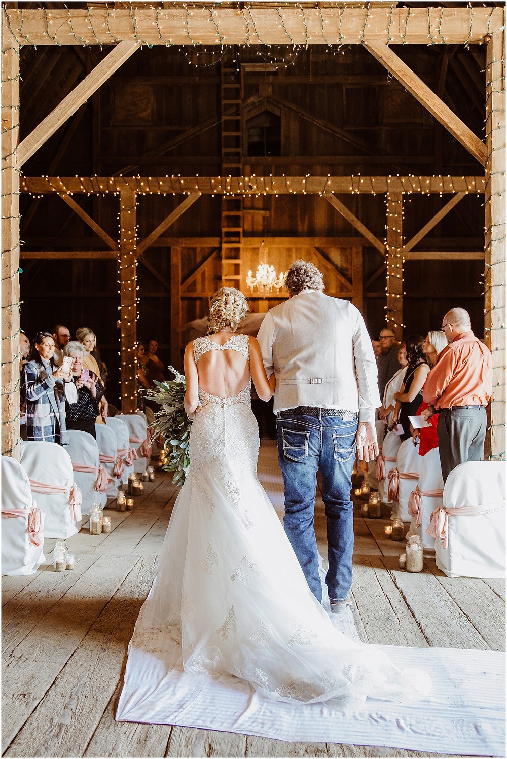 Father of the Bride Aisle