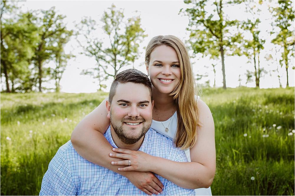 Iowa Engagement Photographer