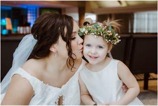 Kristin + Andrew | Winter Wedding
