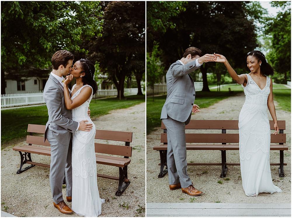 Iowa Summer Wedding | Little Lights Events
