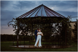 Trena + Michael | Prairie Moon Winery