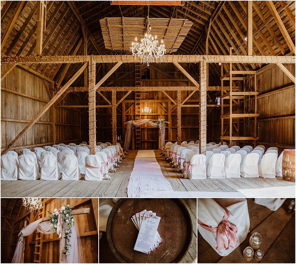 Iowa Barn Wedding