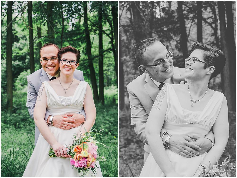 bridal portraits cedar rapids iowa