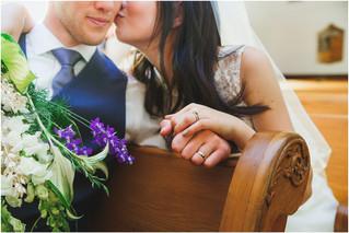 An Intimate Lake Darling Wedding