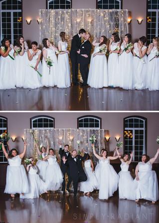 Winter Bliss: An Elegant Wedding at Bella Sala