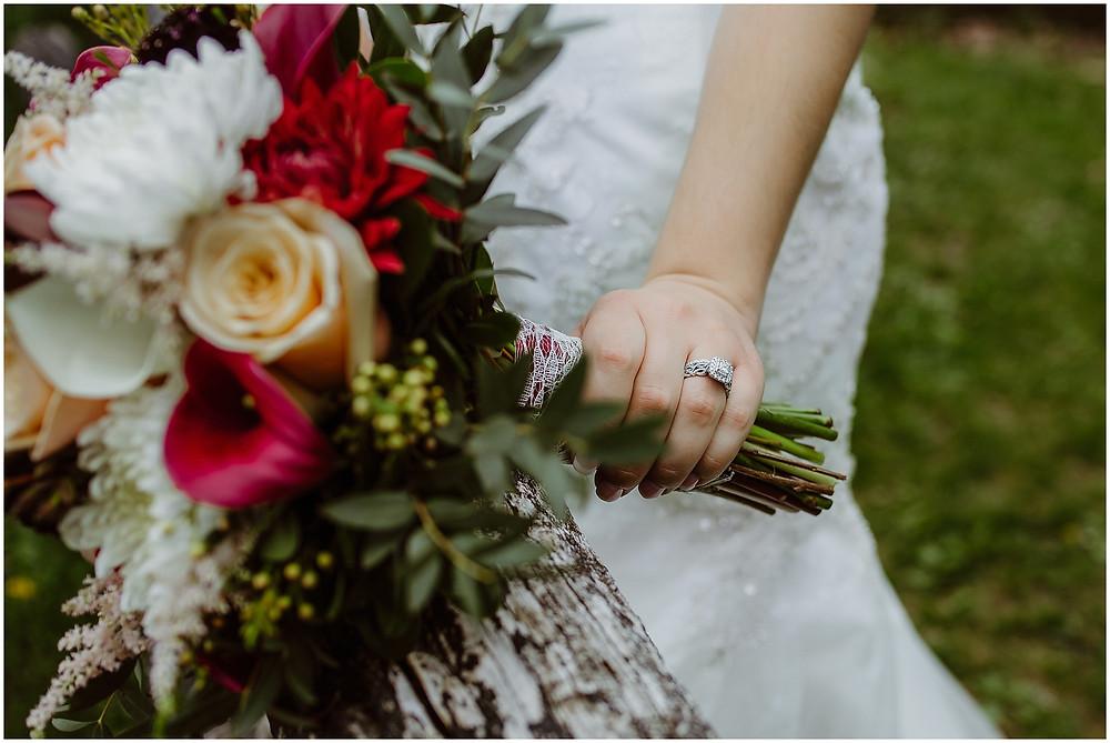 Iowa Wedding Photographer Rings